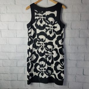 Alyx Dresses - ALYX | Black & White Floral Sheath Dress